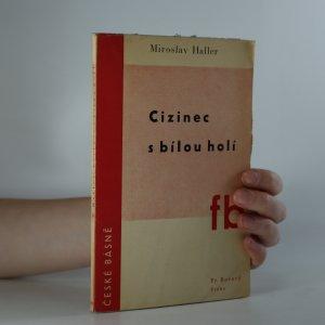 náhled knihy - Cizinec s bílou holí