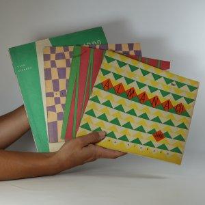 náhled knihy - Almanach klubu čtenářů (4 sešity: 1961 Jaro, Léto, Podzim - zima; 1962)