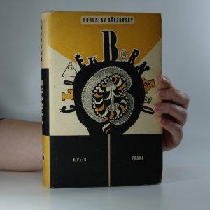 náhled knihy - Člověk Bernard