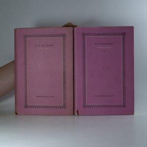 náhled knihy - Newcomové. Kronika počestné rodiny (I. a II. díl, 2 svazky)