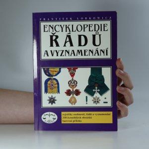 náhled knihy - Encyklopedie řádů a vyznamenání