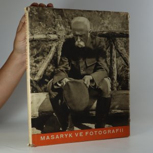 náhled knihy - Masaryk ve fotografii