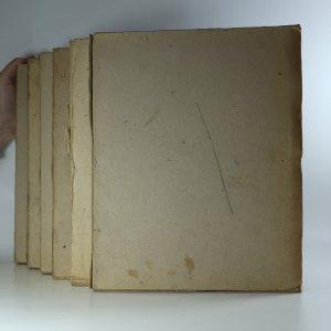 antikvární kniha Encyklopedie československé mládeže pro školu a dům (I. - VI. Díl), 1934