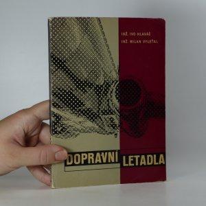 náhled knihy - Dopravní letadla