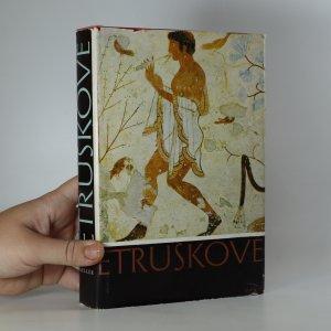 náhled knihy - Etruskové