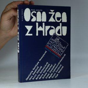 náhled knihy - Osm žen z Hradu. Manželky prezidentů