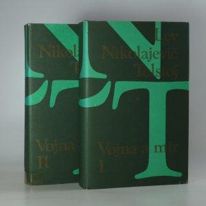 náhled knihy - Vojna a mír (2 svazky, komplet)