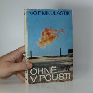 náhled knihy - Ohně v poušti
