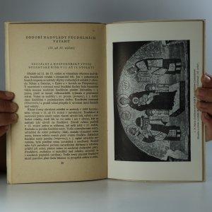 antikvární kniha Dějiny byzantské říše, 1955