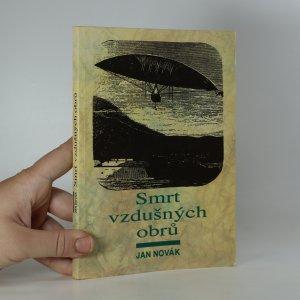 náhled knihy - Smrt vzdušných obrů