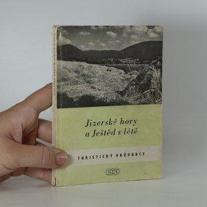 náhled knihy - Jizerské hory a Ještěd v létě