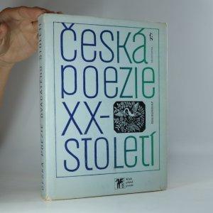 náhled knihy - Česká poezie dvacátého století