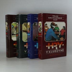 náhled knihy - Velká encyklopedie her (I. -IV. díl)