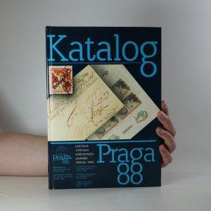 náhled knihy - Katalog. Světová výstava poštovních známek Praga 1988