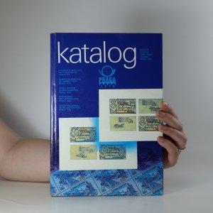 náhled knihy - Katalog. Světová výstava poštovních známek Praga 1978