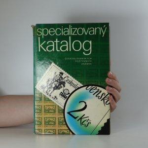 náhled knihy - Specializovaný katalog československých známek Praga 1978
