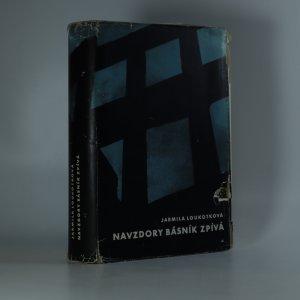 náhled knihy - Navzdory básník zpívá