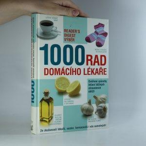 náhled knihy - 1000 rad domácího lékaře