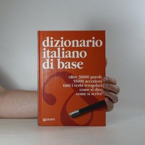 náhled knihy - Dizionario italiano di base