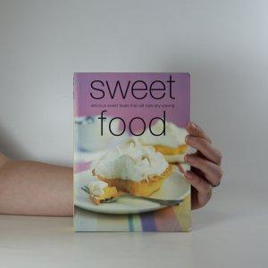 náhled knihy - Sweet food