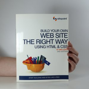 náhled knihy - Build your own web site the right way using HTML & CSS