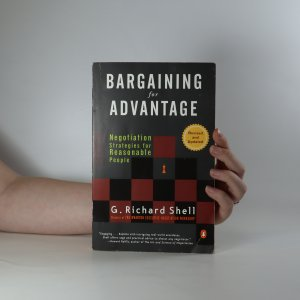 náhled knihy - Bargaining for Advantage