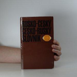 náhled knihy - Rusko - český, česko - ruský slovník