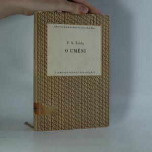 náhled knihy - O umění