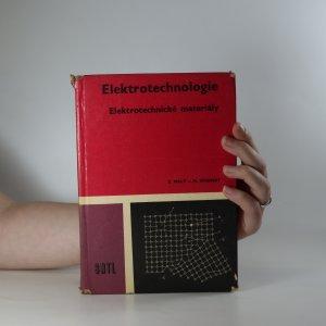 náhled knihy - Elektrotechnologie : Elektrotechnické materiály