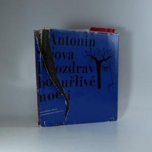 náhled knihy - Pozdrav bouřlivé noci
