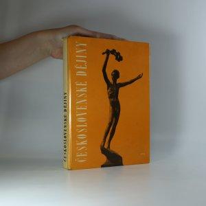 náhled knihy - Československé dějiny