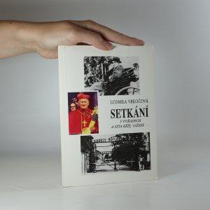 náhled knihy - Setkání v pořadech A léta běží, vážení...