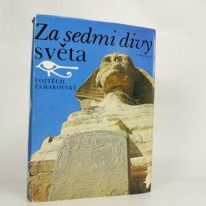 náhled knihy - Za sedmi divy světa