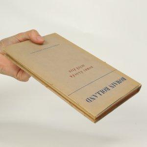 antikvární kniha Dobrý člověk ještě žije, 1950