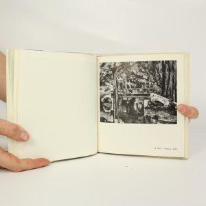 antikvární kniha Paul Cézanne, 1967