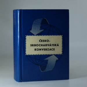 náhled knihy - Česko-srbocharvátská konverzace