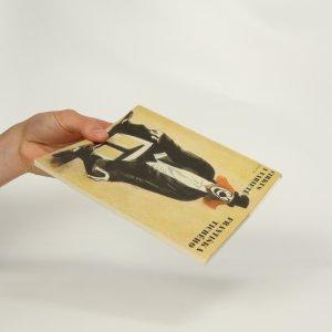 antikvární kniha Cirkus a varieté Františka Tichého, 1967