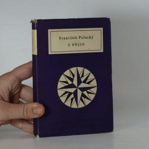 náhled knihy - Z dějin národu českého