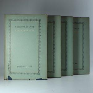 náhled knihy - Okouzlená duše I-IV. (4 svazky)