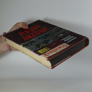 antikvární kniha Hrozny hněvu, 1963