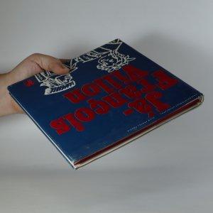 antikvární kniha Já - François Villon, 1976