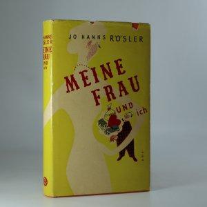náhled knihy - Meine Frau