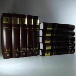 náhled knihy - Universum. Všeobecná encyklopedie. (10 svazků, komplet)