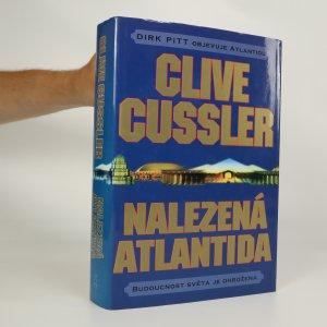 náhled knihy - Nalezená Atlantida