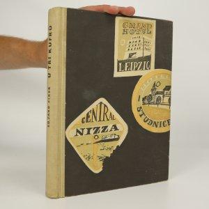 náhled knihy - U tří kufrů