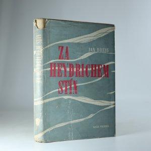 náhled knihy - Za Heydrichem stín