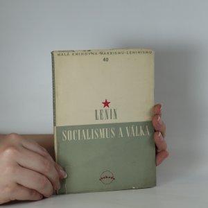 náhled knihy - Socialismus a válka