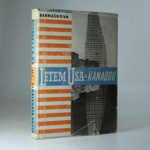 náhled knihy - Letem USA a Kanadou