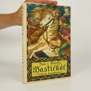 náhled knihy - Mastičkář