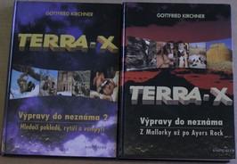 náhled knihy - Terra-X, výpravy do neznáma, z Mallorky až po Ayers Rock, Hledači pokladů, rytíři a vampýři